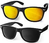 UVprotect Sonnenbrille Design UV400 W02DSet