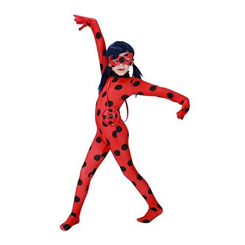 Yaxuan Kindermädchen Tanzkostüme Kids Party Kostüm Weihnachten/Halloween/Kindertag Festival/Urlaub -