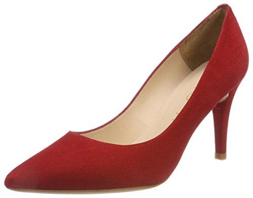 Unisa Tegar_ks, Scarpe con Tacco Donna Rosso (Red)