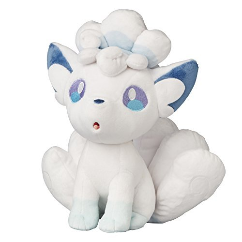 Pokemon-Center-Original-Original-Plush-Alolan-Vulpix-Arora-Rocon-Importacion-desde-Japn