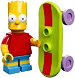 LEGO SIMPSONS bart simpson et son skateboard TM