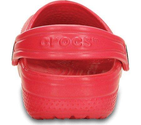 Crocs Classic Kids, Sabots Mixte Enfant Poppy