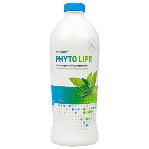 Synergy PhytoLife - pflanzliches Nahrungsergänzungsmittel mit Chlorophyl