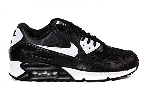 Nike Air Max 90 Essential Women Sneaker Trainer 616730-023 Black/White