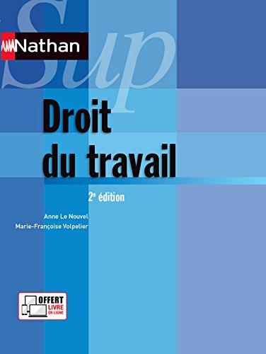 Droit du travail par Marie-Françoise Volpelier