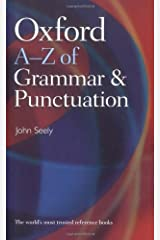 Oxford A-Z of Grammar and Punctuation Paperback