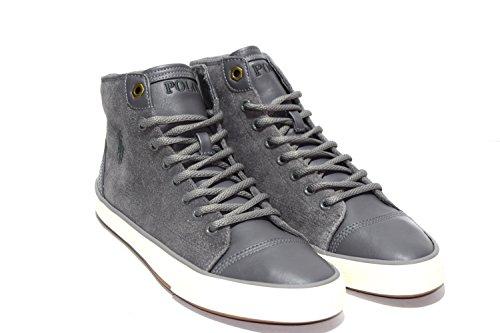 RALPH LAUREN KELSEY Sneaker uomo grigio (43 EU)
