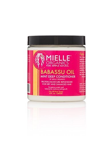 Babassu Oil And Mint Deep Conditioner by Mielle Organics (Mielle Organics)