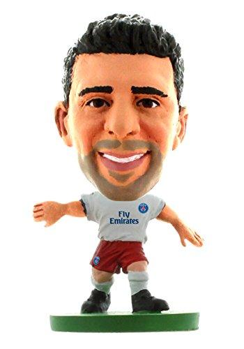 SoccerStarz Paris St Germain Thiago Motta Away Kit by SoccerStarz