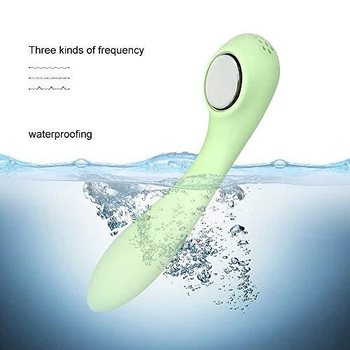 Preisvergleich Produktbild CBDGD0758 Multiple Speed Vibration Mute Wasserdichtes,  Starkes Massagegerät,  abwechselnd heiß und kalt haltbar Sehr nützlich