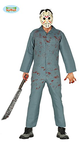 eitsoverall Killer Halloween Kostüm Herren ()