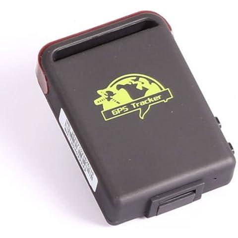 Time4Deals® Perseguidor en tiempo Real de vehículos coche GPS/GSM/GPRS vehículo Tracker TK102 MINI TRRACK del espía