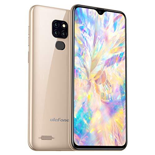 Ulefone Note 7P 4G Smartphone ohne Vertrag, Handy 3GB +32GB (128GB erweiterbar) 6.1