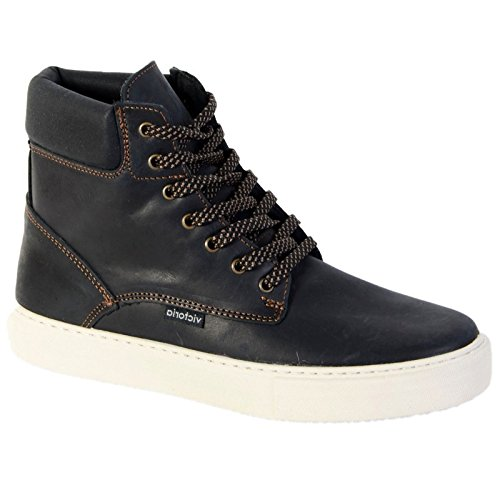 Victoria Sneaker 25005, Schwarz Noir