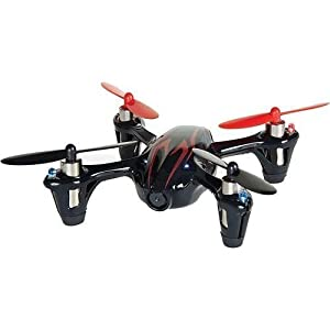 Stoga Tfun STG002 Hubsan X4 H107C 2.4G 4CH RC Quadcopter With 2MP Camera RTF(Black/Red) from Hubsan