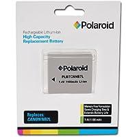 Polaroid High Capacity Battery Canon NB7L rechargeable au lithium de remplacement (compatible avec: PowerShot G10, G11, G12, SX30)
