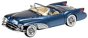 Minichamps - 437141220 - Véhicule Miniature - Modèle À L'échelle - Buick Wildcat Ii Concept - 1954 - Echelle 1/43