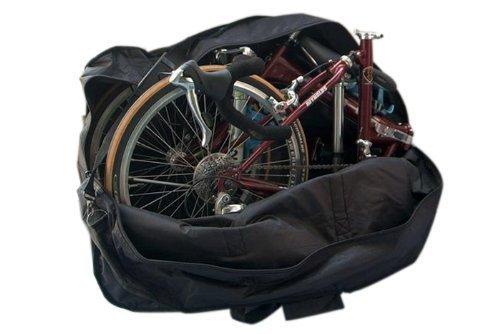 """StillCool Fahrrad Transport Tasche Transport Folding Transporttasche Klapprad Fahrradtransport Tragetasche Pouch 4""""-20"""