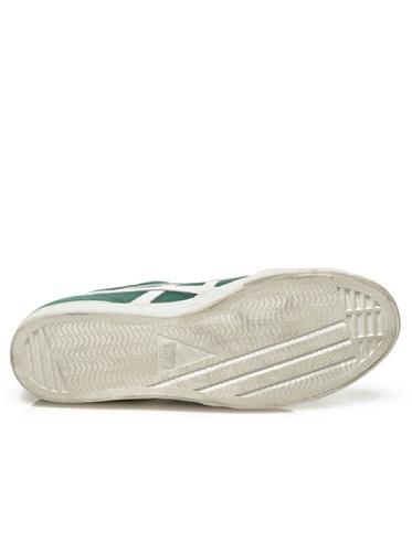 Onitsuka Tiger Fabre Bl-S Og Vin, Chaussures Homme Vert/blanc