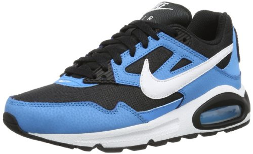 Nike Air Max Skyline (GS) Kinder Schuhe Blau Schwarz 366826 (37.5)