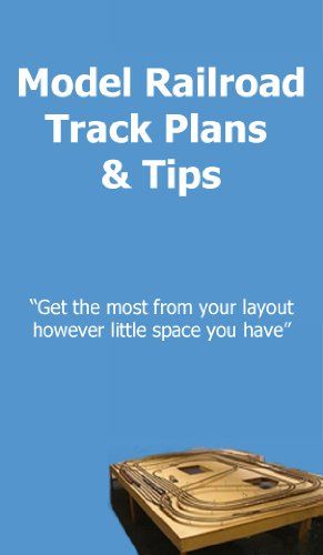 model-railroad-track-plan-and-tips-english-edition