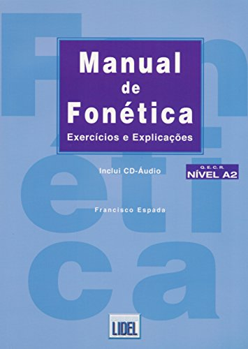 Manual De Fonetica (Audio CD)