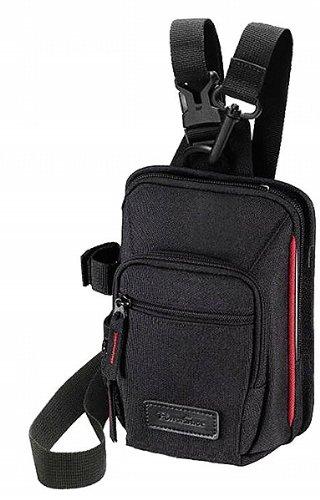 Canon 0038X887 Kamera Reisetasche DCC-2500 Case in schwarz für Canon PowerShot Serie (Powershot Kamera-tasche Canon)