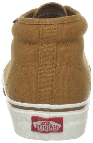 Vans Chukka Boot VSCV7KB, Unisex - Erwachsene Sneaker Rot (Spice/Marshmallow)