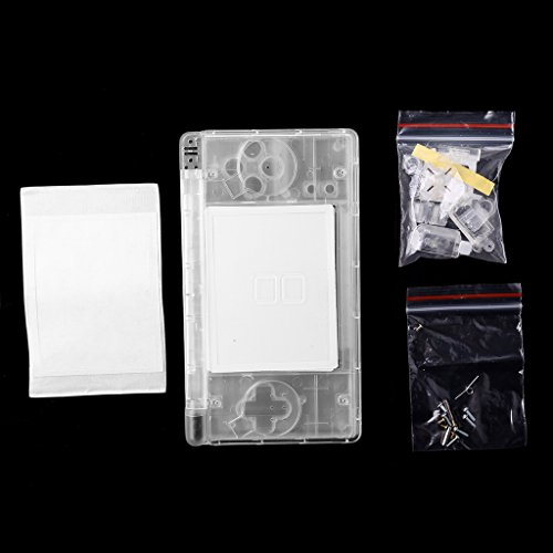 ZOUCY Full Replacement Gehäuse Shell Repair Tools Teile Kit für Nintendo DS Lite NDSL - Nintendo-ds-tool-kit