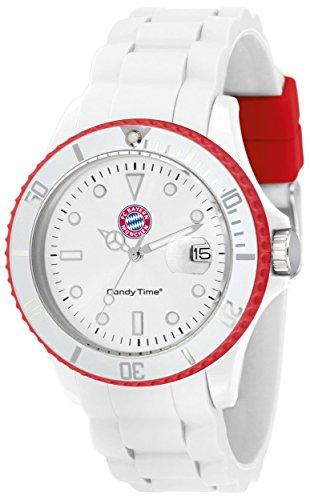 Original Bayern München Uhr * NEU * Candy Time by Madison -Original- U4524-53/1
