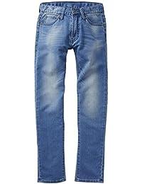 LEVI'S - Pantalón largo 520 Extreme Taper, chico, Indigo