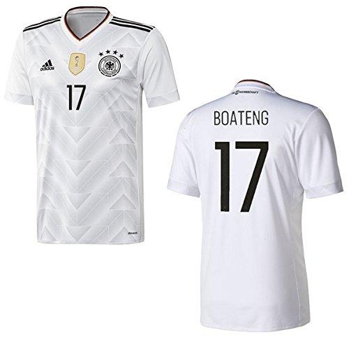Preisvergleich Produktbild Trikot Adidas DFB 2017 Home Confed Cup (Boateng 17, 140)