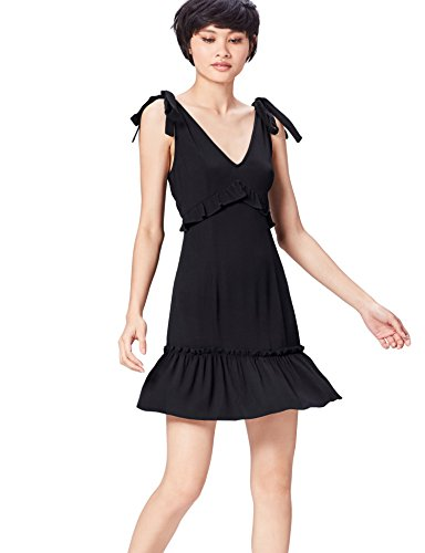 FIND Dress for Women, Black, 8 (Manufacturer Size: X-Small)