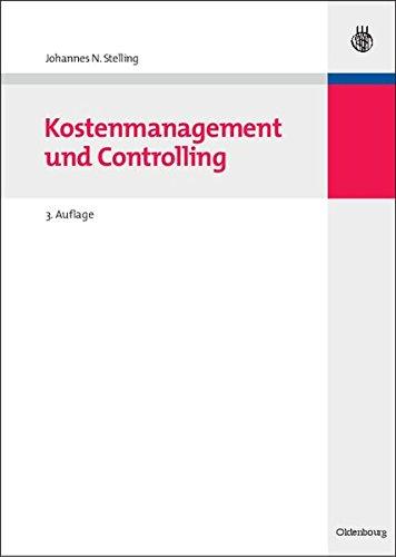 Kostenmanagement und Controlling