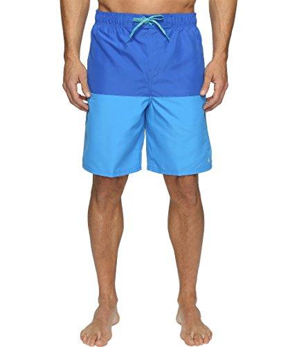 Herren Nike Swim Trunks (Nike Herren Core Split 22,9cm Swim Trunk Hyper Cobalt Volley Shorts Bademode Größe L Hyper Cobalt)