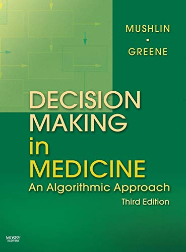 Download Epub Decision Making In Medicine An Algorithmic Approach
