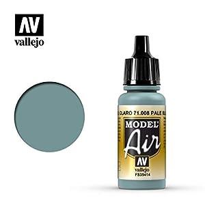 Vallejo Model Air 17ml - Pale Blue RLM65 71008