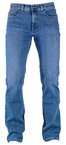 Pioneer Stretch Jeans 9733.06.1144 - Ron mittelblau/stone used, Weite/Länge:42W/32L
