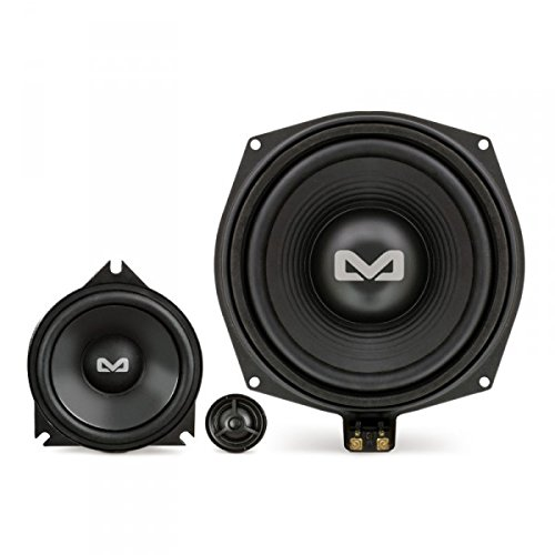 AMPIRE 3-Wege-System für BMW Fahrzeuge BMW-S1 S1 Audio