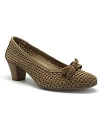 zapato de tacón de mujer - Maria Jaen modelo 8005N