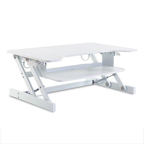 Tische Zr- Stehender Stil Computertisch Hubtisch Einstellbar Schreibtisch Handy, Mobiltelefon Arbeitstisch Klapptisch