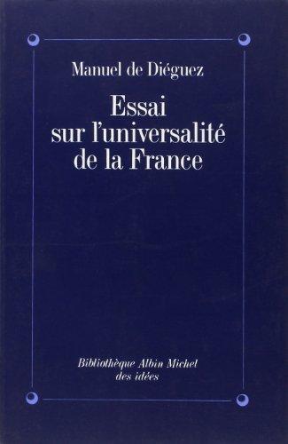 Essai sur l'universalité de la France