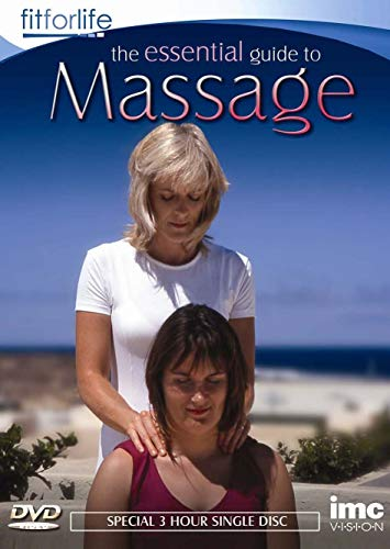 Massage - The Essential 3 Hour Guide - Fit for Life Series -\'Basic Massage\', \'Swedish Massage\', \'Reflexology\', \'Acupressure\', \'Aromatherapy\', \'Indian ... \'Facial Massage\' and \'After Treatment Advice\' [UK Import]