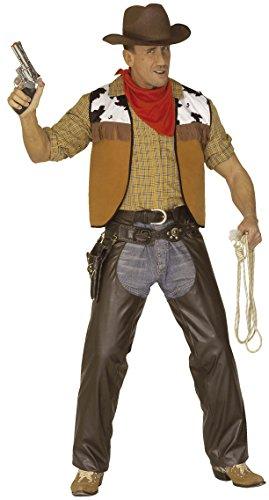 Cowboy Chaps braun XL (Chaps Hose)