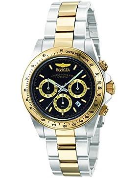 Invicta Herren-Armbanduhr Quarz Chronograph 9224