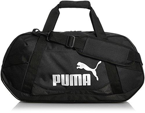 PUMA Tasche Active TR Duffle Bag, Black, 59x28x26cm, 40L 073305 01 (Puma Tasche Fitness-studio Damen)