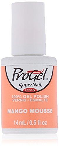 SuperNail ProGel Nagellack UV - Collection Sweet Boutique - Mango Mousse, 14 ml