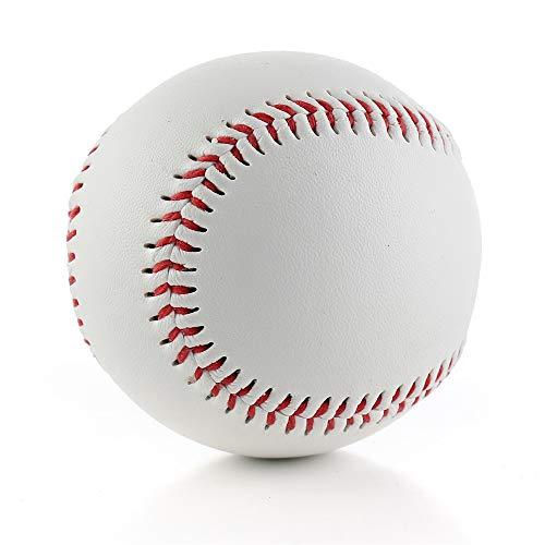 Spielzeug Baseball Squishies Soft Foam Sportbälle für Kinder Sport Themed Party Favor Toys, Squeeze Bälle für Stressabbau, Ballspiele und Preise, perfekt für kleine Hände Stressbäl ()