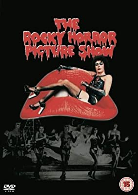 The Rocky Horror Picture Show - Single Disc Edition [DVD] [1975] : everything five pounds (or less!)