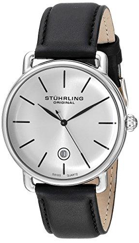 41121wshzbL - Stuhrling Original Classic Silver Mens 768.01 watch